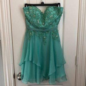 Beaded Dress for Dance or Events